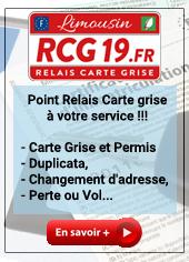 Carte grise rcg19